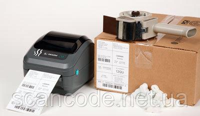 Принтер Zebra GK 420 D