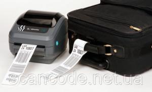 Принтер Zebra GK 420 D_1