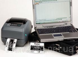 Принтер Zebra GK 420 D_3