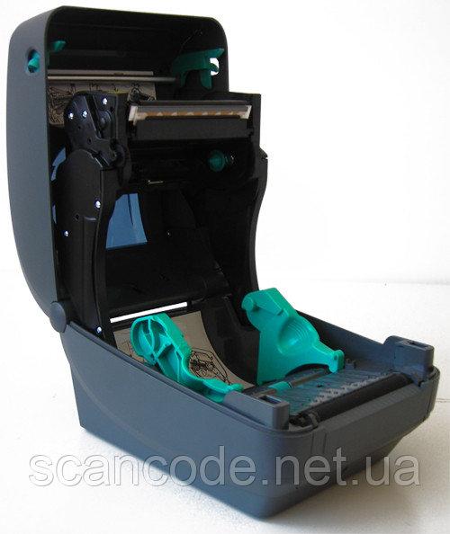 Принтер Zebra GK 420 T термотрансферный