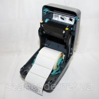 Принтер Zebra GK 420 T термотрансферный_1
