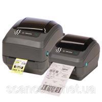 Принтер Zebra GK 420 T термотрансферный_4