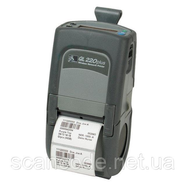 Мобильный принтер Zebra QL ( QL220 / QL320 / QL420)