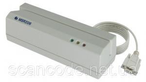 MSR 206 С энкодер магнитных карт, устройство для записи / считывания магнитной полосы HiCo / LoCo_1