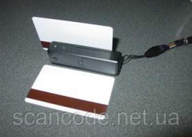 Mini 400 считыватель магнитных карт с памятью, портативный ридер магнитной полосы_2