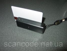 Mini 400 считыватель магнитных карт с памятью, портативный ридер магнитной полосы_3