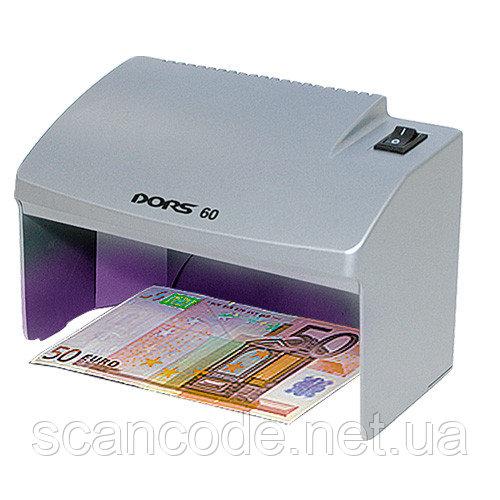 Dors 60 детектор валют ультрафиолетовый