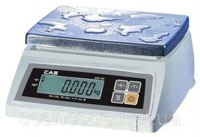 Весы фасовочные CAS SW_1