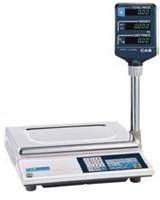CAS AP-1 (M 15) весы электронные торговые (фасовочные) со стойкой