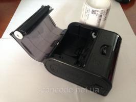 MPT III портативный чековый принтер bluetooth (ширина до 80 мм)_1
