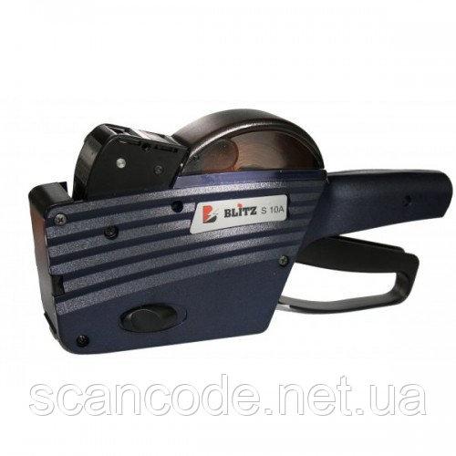 Пистолет для ценников Blitz S10/A (однострочный)