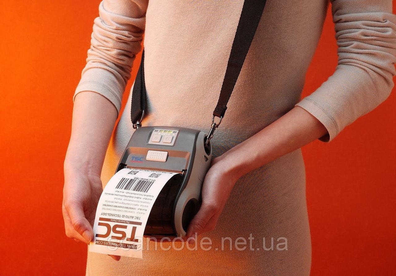 Мобильный принтер этикеток TSC Alfa 3R