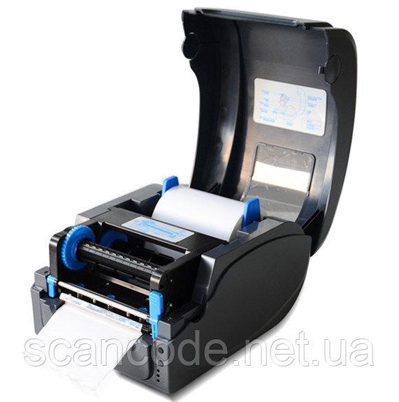 Принтер этикеток GP-1125T термотрансферный