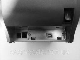 Чековый принтер GP58130IVC 58 мм с автообрезкой_4