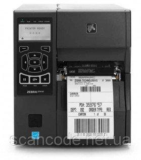 Принтер этикеток ZT410 промышленного  класса