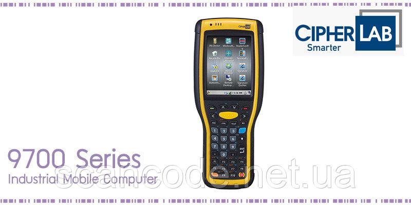 Snap-on кабель с автомобильной зарядкой к Cipherlab 9700