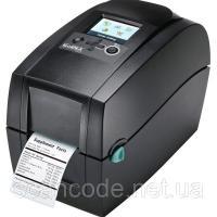 Принтер Godex RT200 (без коробки, новый в полном комплекте)_4