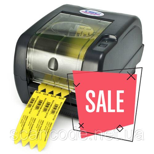 Скоростной термотрансферный принтер TSC TTP-247