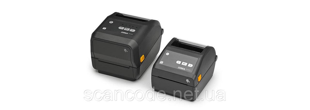 ZD420D термопринтер этикеток