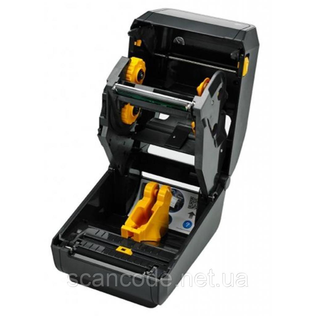 ZD420T принтер этикеток термотрансферный
