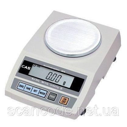 Весы лабораторные CAS MW-II (300 г)