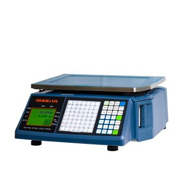 Весы с печатью этикетки Rongta RLS 1000B