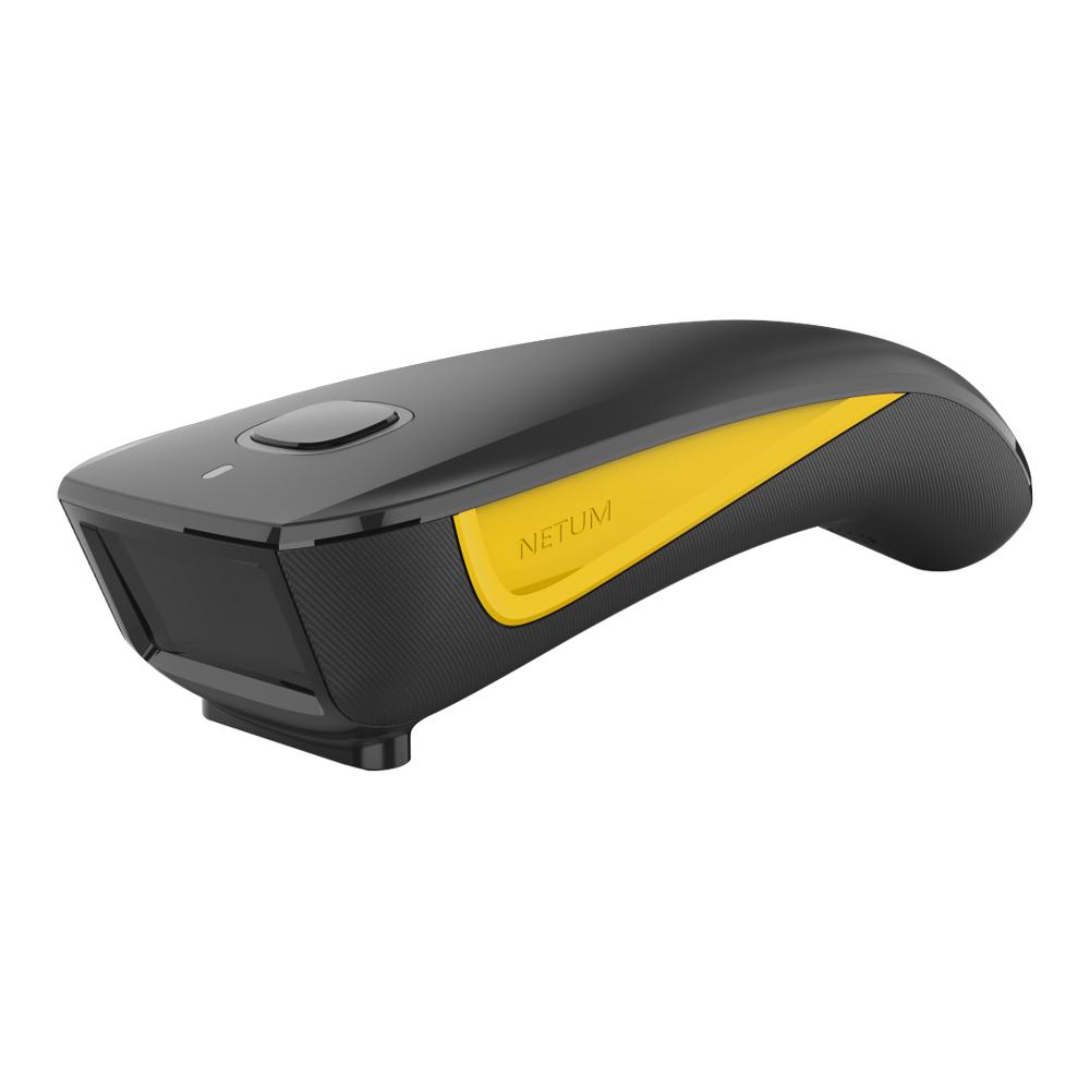 C750 мини сканер 2D штрих кодов портативный bluetooth