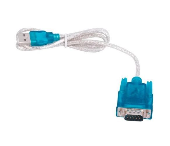 Кабель USB to RS-232 с переходником RS-232 (9 pin), Blister