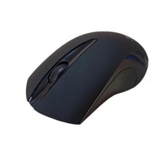 Мышь беспроводная JEDEL W120, 1000DPI, Black, 2.4GHZ, Box